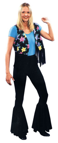 70S Bell Bottom Pants  Costume - Bargains Delivered