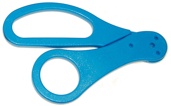 SCISSOR HANDLE ONLY-BLUE