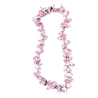 LEI SILK FLOWER DELUXE