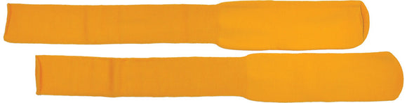 SOCKS CLOWN SOLID YELLOW