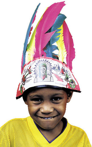 INDIAN HEADDRESS CHILD