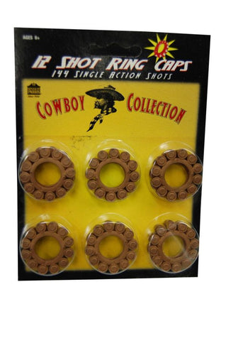 CAP RING 12 SHOTS