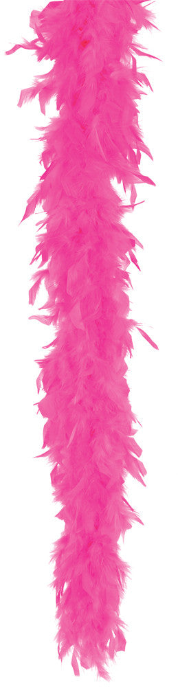 BOA FEATHER 40 GRAM HOT PINK