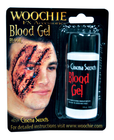 BLOOD HOLLYWOOD GEL 1 OZ
