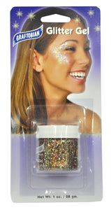 GLITTER GEL MULTI 1 OZ