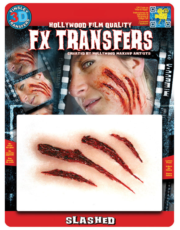 TRANSFERS MD SLASHED 3D FX