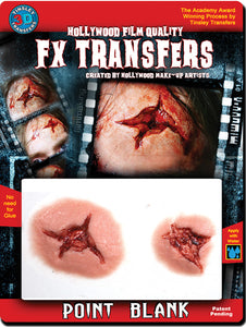 3D Fx Med Point Blank  Costume Accessories - Bargains Delivered