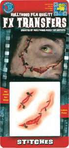 3D Fx Sm Stitches  Costume Accessories - Bargains Delivered