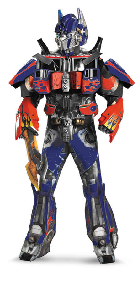 OPTIMUS PRIME RENTAL QUALITY