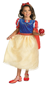 SNOW WHITE DLX CHILD 4X-6X