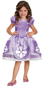 SOFIA THE FIRST TODDLER 3T-4T