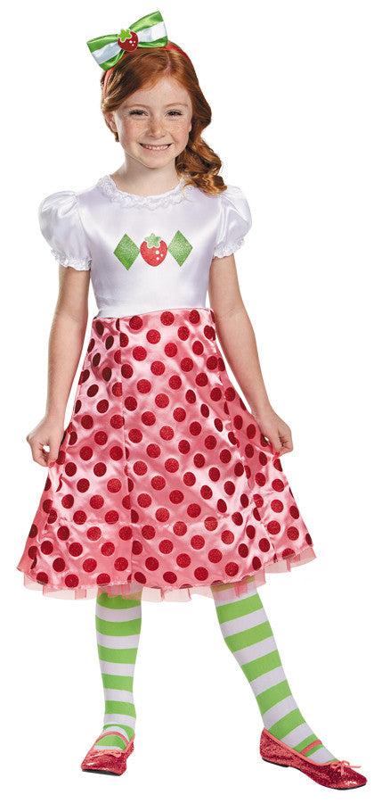 STRAWBERRY SHORTCAKE CLAS3T-4T