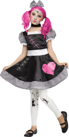 BROKEN DOLL CHILD 8-10
