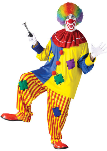 BIG TOP CLOWN COSTUME