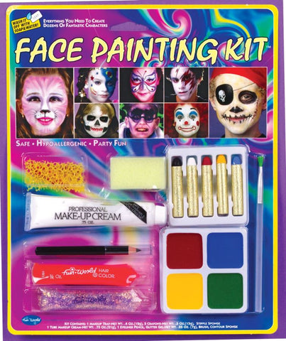 PARTY FACE PAINTING KIT