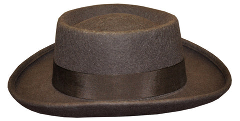 PLANTER HAT BROWN X LARGE