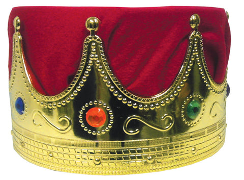 CROWN KINGS WITH RED TURBAN