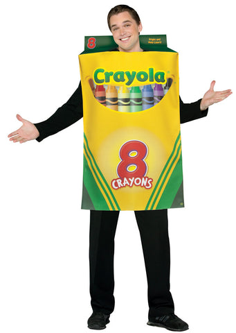CRAYOLA CRAYON BOX ADULT