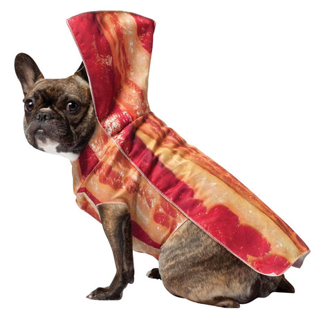 BACON DOG COSTUME MEDIUM