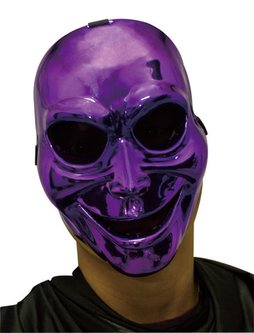 SINISTER GHOST PURPLE MASK