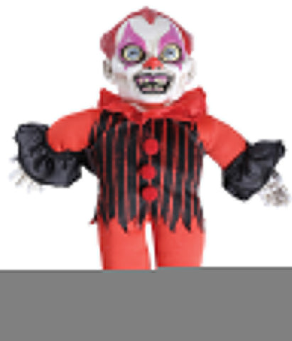 CLOWN HAUNTED DOLL