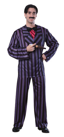 Addams Family Gomez Addams Adult Men's Costume - Bargains Delivered