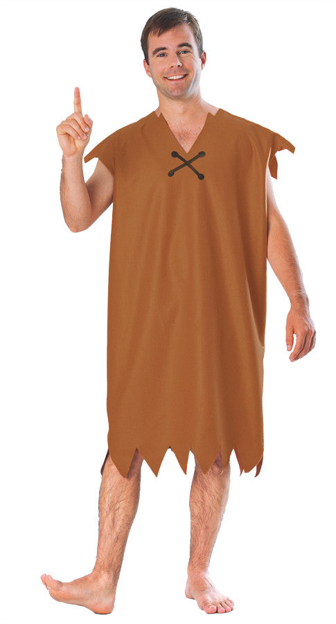 Flintstones Barney Rubble Adult Men's Costume - Extra Large Size 44-46