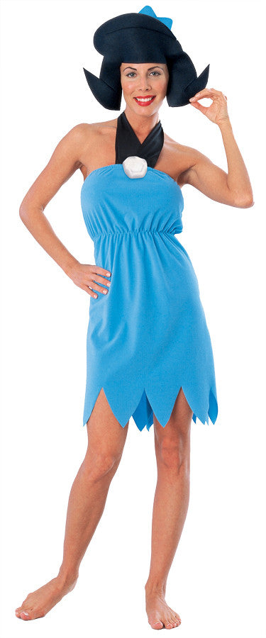 Flintstones Betty Rubble Adult Women's Costume - Large Size 14-16