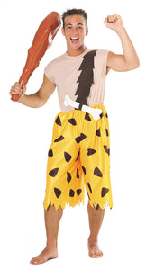 Flintstones Bammbamm Rubble Adult Men's Costume - Extra Large Size 44-46