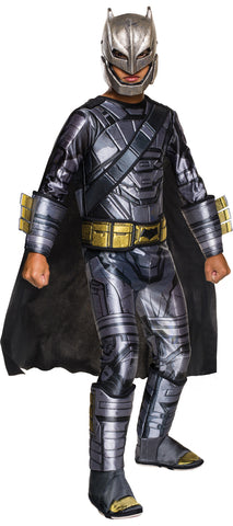 Dawn of Justice Batman Armored Child Boy's Costume - Small 4-6