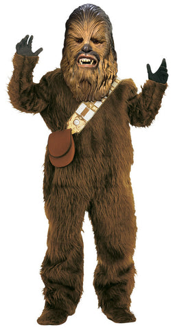 CHEWBACCA DLX CHILD SMALL