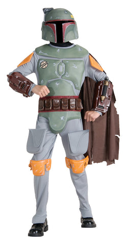 BOBA FETT CHILD DELUXE SMALL