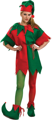 Elf Tights Adult Women's Costume Accessory - Small