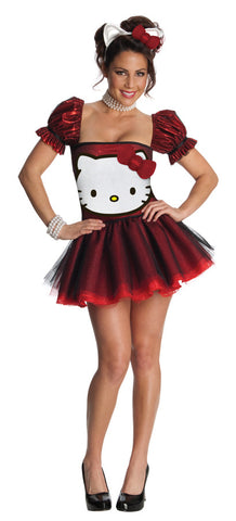 HELLO KITTY RED XS ADULT