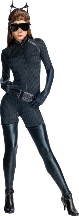 Catwoman Secret Wishes Adult Women's Costume - Extra Small 0-2
