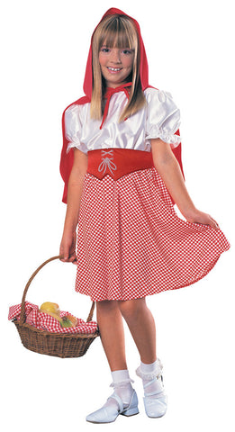 RED RIDING HOOD CHILD LARGE