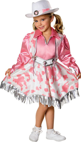 Western Diva Child Girl's Costume - Toddler 2T-4T