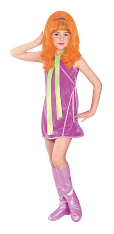 Scooby-Doo Daphne Child Girl's Costume - Small 4-6