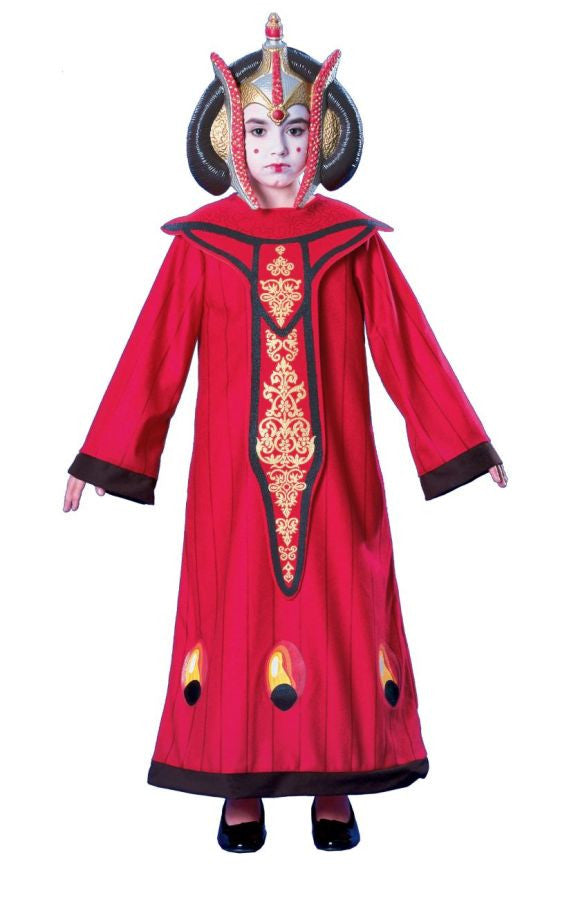 Star Wars Queen Amidala Child Girl's Costume - Small 4-6