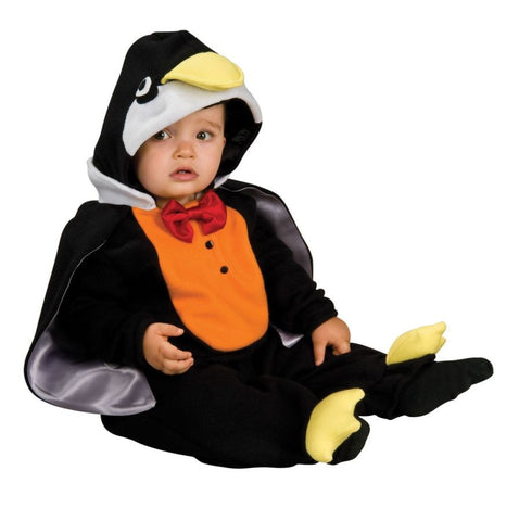 Penguin Infant Baby Costume - Small 6-12 Months