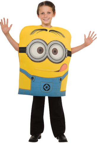 Despicable Me 2 Dave Child Boy's Costume - Small 4-6