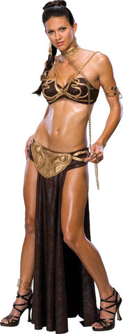 Star Wars Princess Leia Slave Adult Women's Costume - Extra Small 0-2