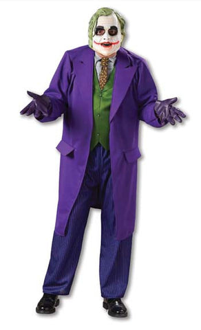 Joker Deluxe Adult Men's Costume - Extra Large 44-46