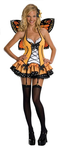 Fantasy Butterfly Adult Women's Costume - Extra Small 0-2