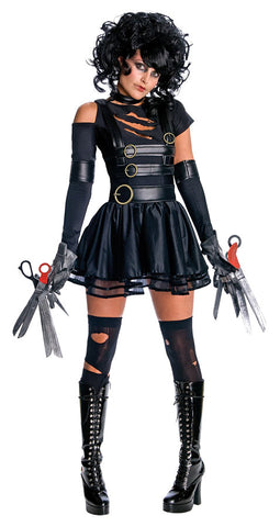Miss Scissorhands Adult Women's Costume - Extra Small 0-2