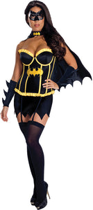 Batgirl Deluxe Adult Women's Costume - Small 2-6