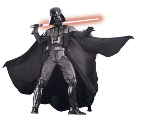 Star Wars Darth Vader Supreme Adult Men's Costume - Extra Large 46-52