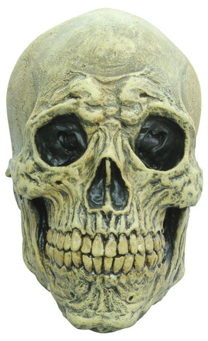 DEATH SKULL ADULT LATEX MASK