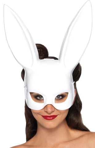 MASK RABBIT WHITE
