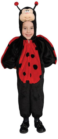 LITTLE LADYBUG TODDLER SIZE 4